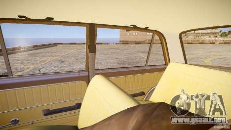 VAZ 2101 Stock v2.0 para GTA 4 vista interior
