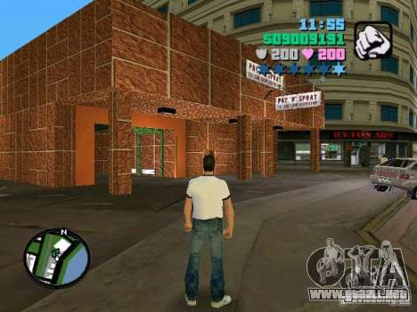 New Payn Spray para GTA Vice City