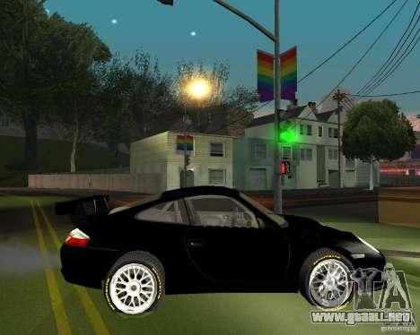 Porsche 911 GT3 para la visión correcta GTA San Andreas
