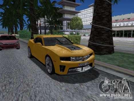ENB Series by JudasVladislav v2.1 para GTA San Andreas segunda pantalla