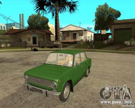 VAZ 2101 Kopek para GTA San Andreas