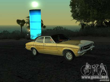 Ford Cortina MK 3 Life On Mars para GTA San Andreas