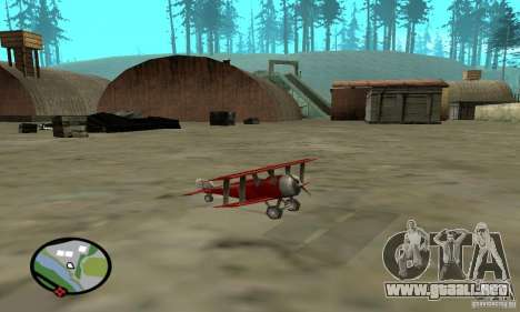 Vehículos RC para GTA San Andreas