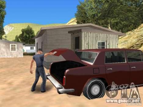 Renovación de la aldea Al-Kebrados v1.0 para GTA San Andreas tercera pantalla