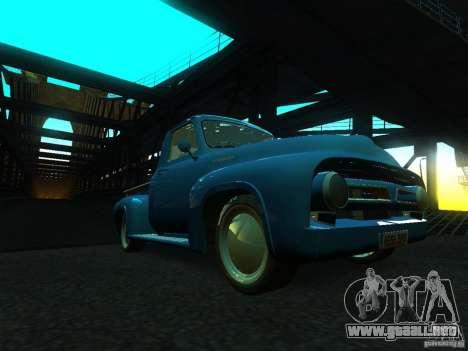Ford FR 100 para GTA San Andreas