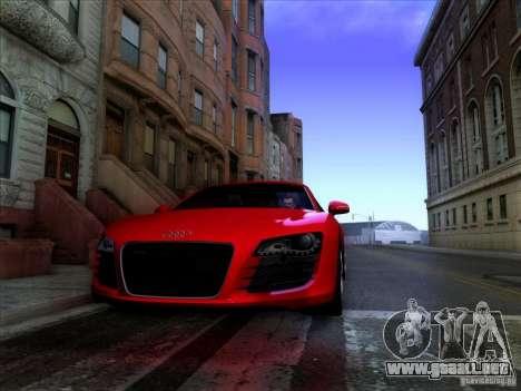 Realistic Graphics HD 2.0 para GTA San Andreas sucesivamente de pantalla