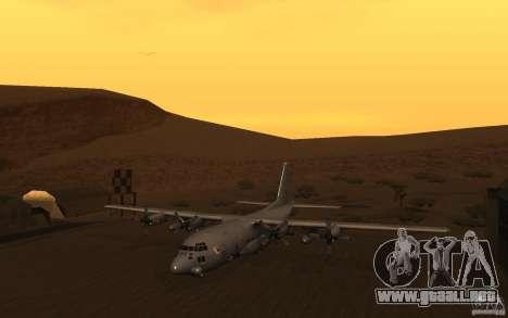 AC-130 Spectre para GTA San Andreas left