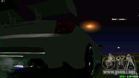 Toyota Celica para la visión correcta GTA San Andreas