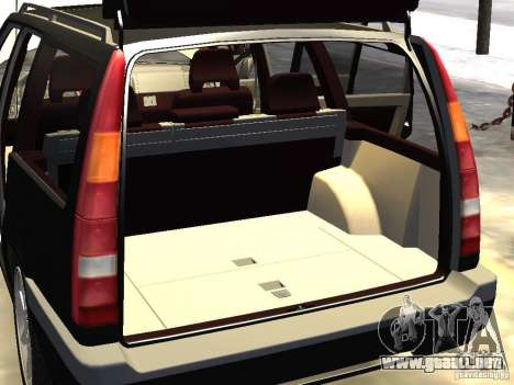 Volvo 850 R 1996 Rims 1 para GTA motor 4