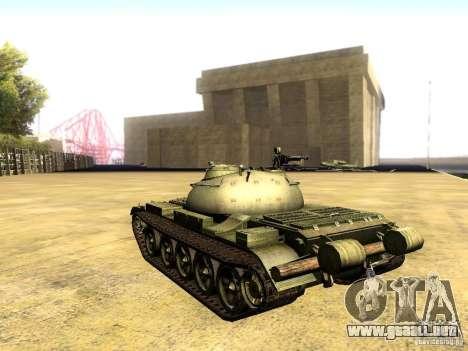 Type 59 V2 para GTA San Andreas left