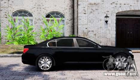 BMW 750Li para GTA 4 left