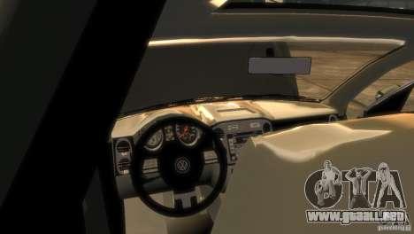 Volkswagen Tiguan para GTA 4 visión correcta