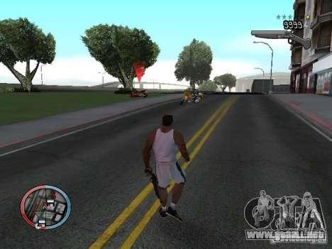 SUPER BIKE MOD para GTA San Andreas segunda pantalla