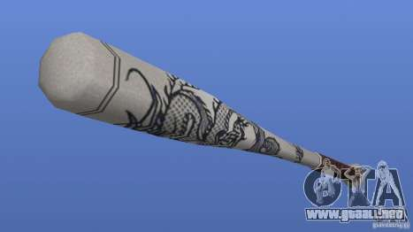 Baseballschlager (The bat) para GTA 4