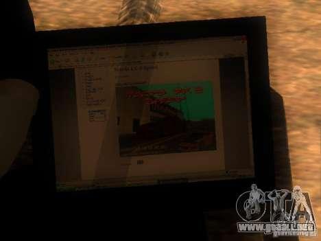 CARRITO restyling v1.0 para la visión correcta GTA San Andreas