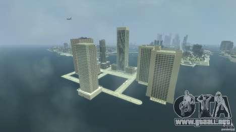 Green Island 1.0 para GTA 4 segundos de pantalla