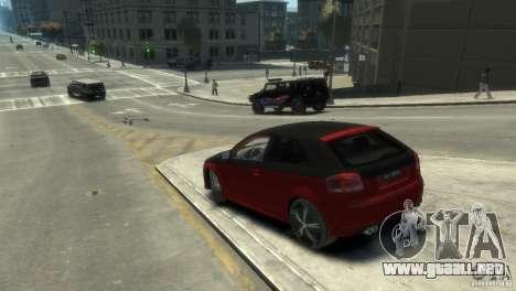 Audi BS3 O.CT Tuning para GTA 4 left