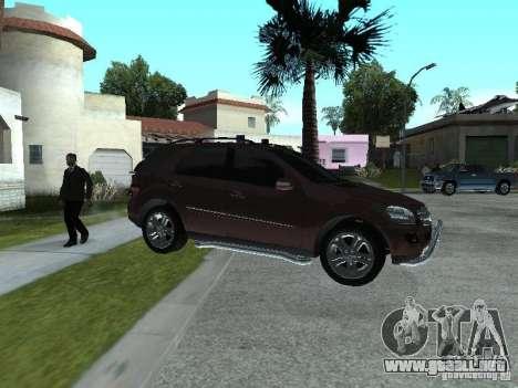 Mercedes-Benz ML500 para GTA San Andreas left