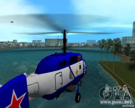 Ka-27 para GTA Vice City left