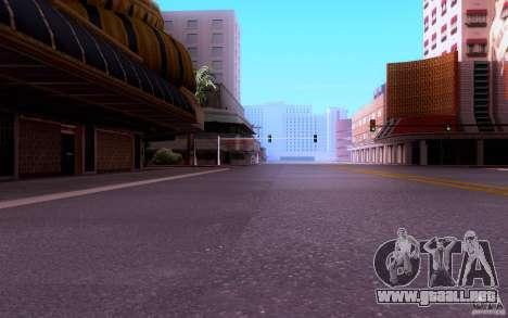 ENBSeries by muSHa v1.5 para GTA San Andreas tercera pantalla