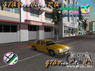 Grand Marquis GS para GTA Vice City
