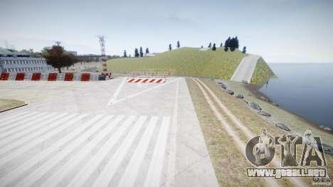 Edem Hill Drift Track para GTA 4 segundos de pantalla