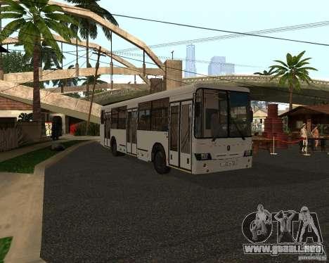NEFAZ 5299 para GTA San Andreas