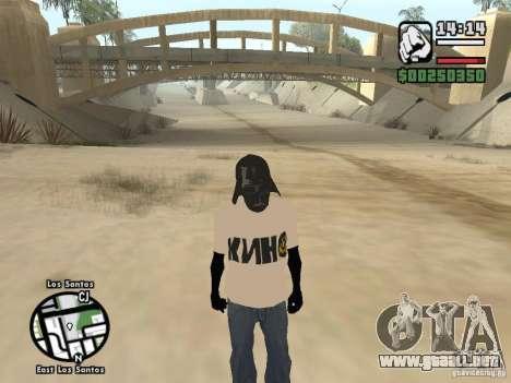 PELÍCULA Mike para GTA San Andreas segunda pantalla