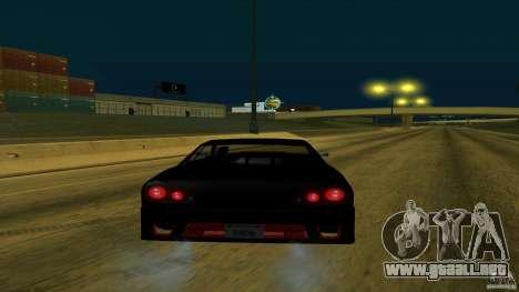 New elegy v1.0 para la visión correcta GTA San Andreas