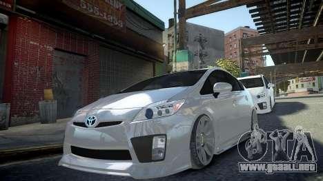 Toyota Prius III para GTA 4