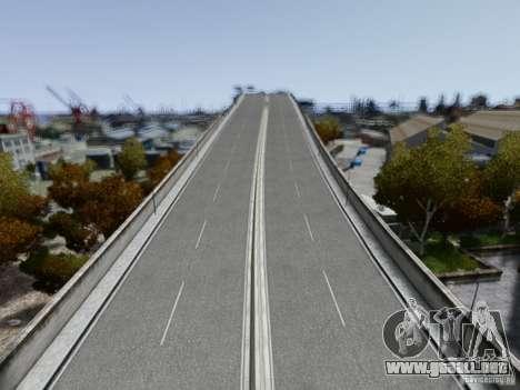 HD Roads 2013 para GTA 4 quinta pantalla