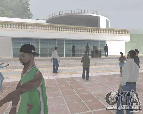 Madd Doggs party para GTA San Andreas quinta pantalla