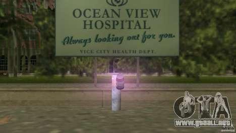 Los iconos de la cacería para GTA Vice City tercera pantalla