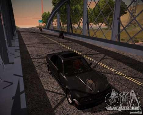 ENBSeries V4 para GTA San Andreas quinta pantalla