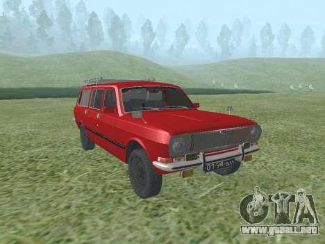 Volga GAZ-24 02 para GTA San Andreas