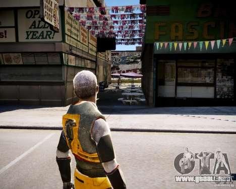 Morgan Freeman para GTA 4 segundos de pantalla