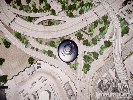 Lo que me asusta el UFO para GTA 4 visión correcta