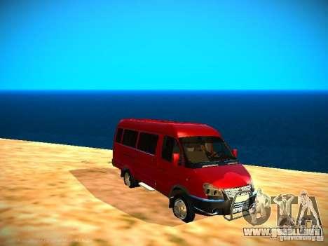 Gacela 32213 negocios v1.0 para visión interna GTA San Andreas