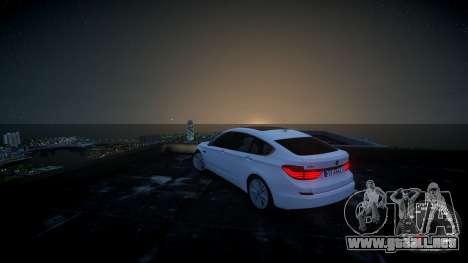 BMW GT F07 2012 GranTurismo para GTA 4 left