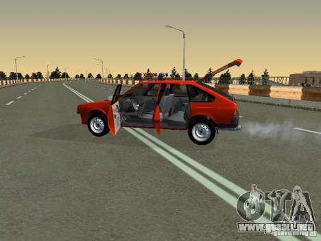 45 AZLK-2141 Svyatogor para visión interna GTA San Andreas