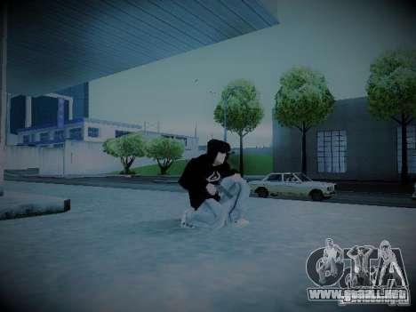 Valera MOD para GTA San Andreas tercera pantalla