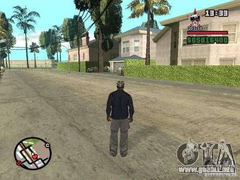 Todas Ruas v3.0 (Las Venturas) para GTA San Andreas sexta pantalla