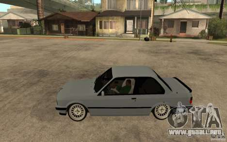 BMW E30 CebeL Tuning para GTA San Andreas left