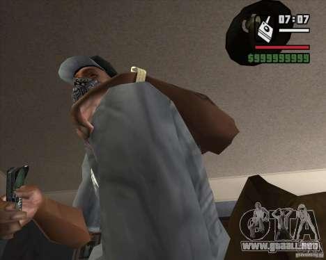 Detector de l. a. t. s. k. e. R # 4 para GTA San Andreas segunda pantalla