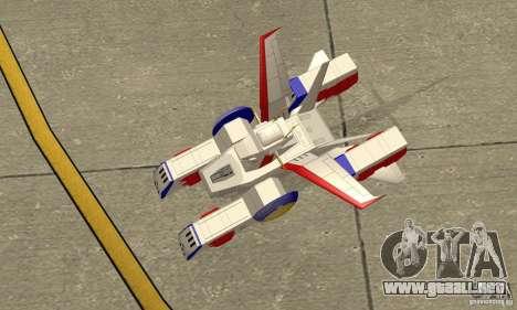 White Base 2 para la visión correcta GTA San Andreas
