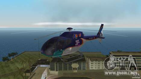 Eurocopter Ec-120 Colibri para GTA Vice City