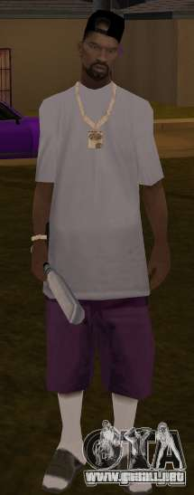 New ballas para GTA San Andreas tercera pantalla