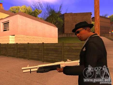 TeK Weapon Pack para GTA San Andreas sexta pantalla