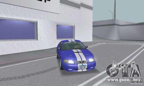 Ford Mustang GT 2003 para las ruedas de GTA San Andreas