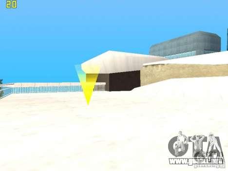 Vuelos en Liberty City para GTA San Andreas sexta pantalla
